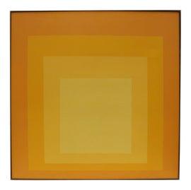 Image of Canvas Textile Art