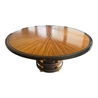 Henredon Dining Table David Easton Collection For Sale