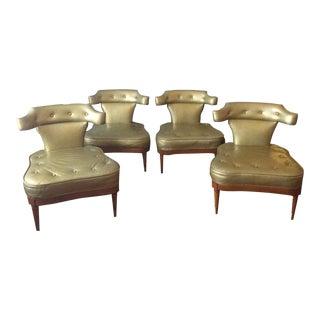 Mastercraft Slipper Chairs - Set of 4