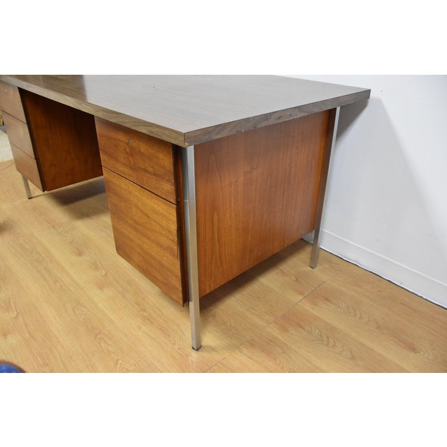 Knoll Office Desk For Sale - Image 5 of 11