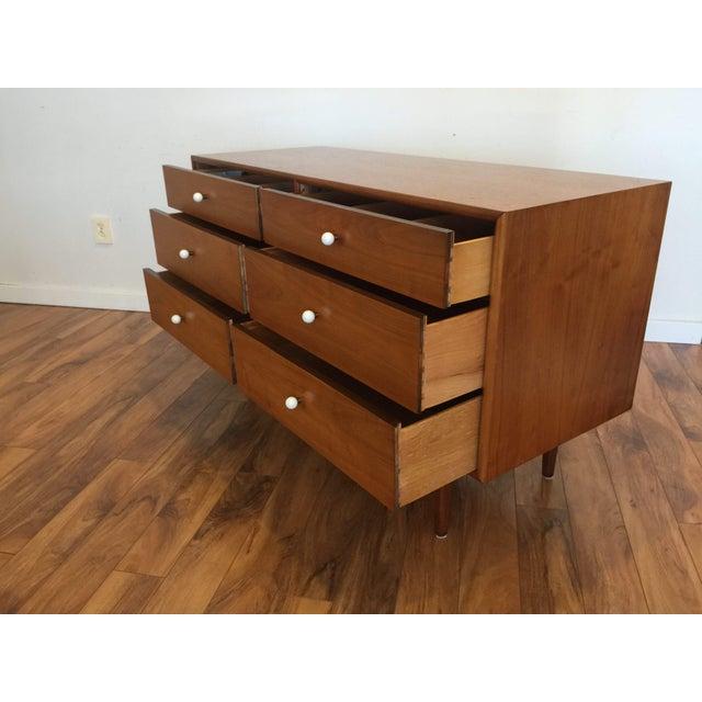 Drexel Declaration 6 Drawer Dresser For Sale - Image 9 of 11
