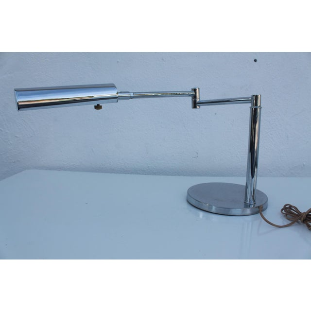 Koch & Lowy Articulating Desk Lamp - Image 6 of 7