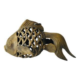 Koi Fish Garden Lantern For Sale