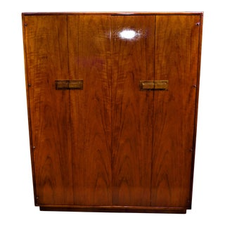 Milo Baughman for Founders Armoire For Sale