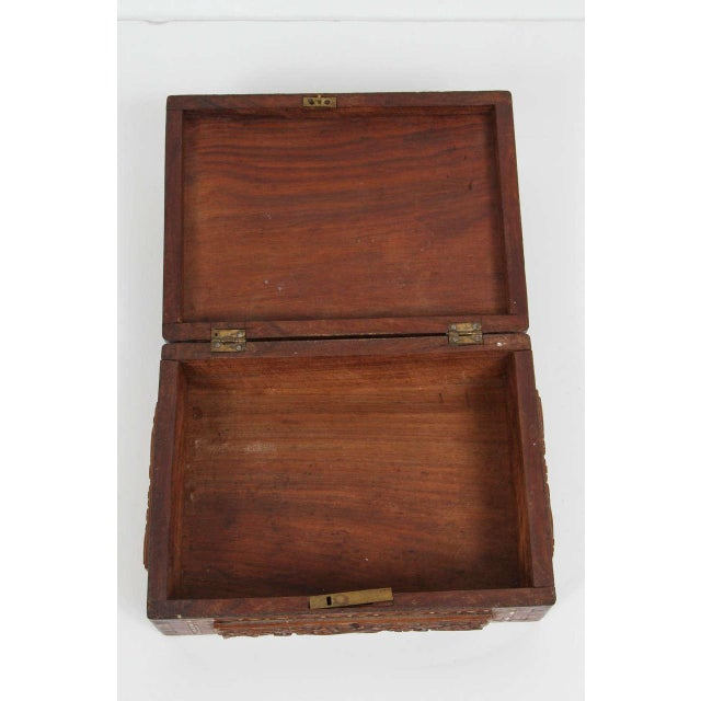 Late 19th Century 19th Century Anglo-Indian Box For Sale - Image 5 of 8