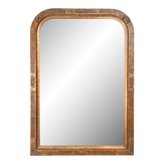 20th Century Italian Giltwood Mirror For Sale