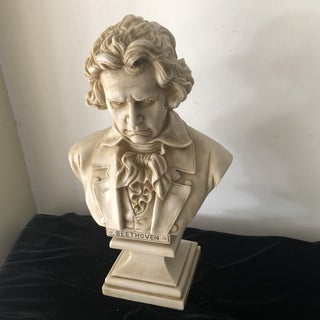 Vintage Beethoven Bust Preview