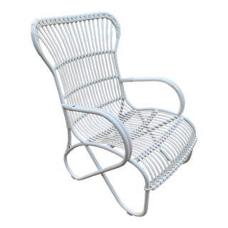 Modern Franco Albini Style Outdoor Chair For Sale