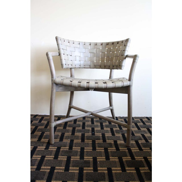 McGuire Steven Volpe Crin Arm Chair - Image 3 of 6