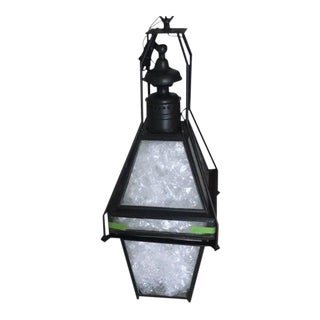 Antique Traditional Boston Street Lantern For Sale