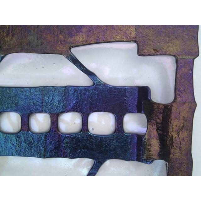 Decorative Fused Glass Dish - Image 7 of 8
