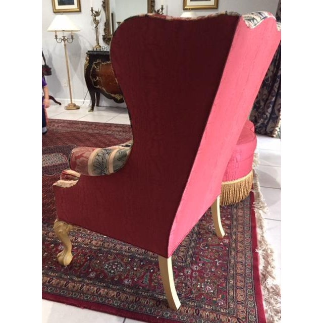 Sherrill Traditional Wingback Chair - Image 2 of 3