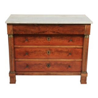 Napoleonic Campaign Chest Circa 1810 For Sale