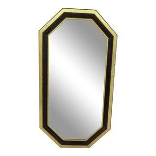 1950's Art Deco Style Mirror For Sale