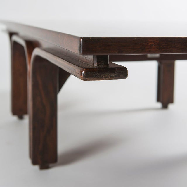 1960s Coffee Table by Gianfranco Frattini for Bernini For Sale - Image 5 of 11