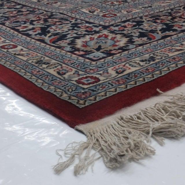 "Leon Banilivi Sino Persian Tabriz Carpet - 8'2"" x 10'2"" - Image 5 of 5"