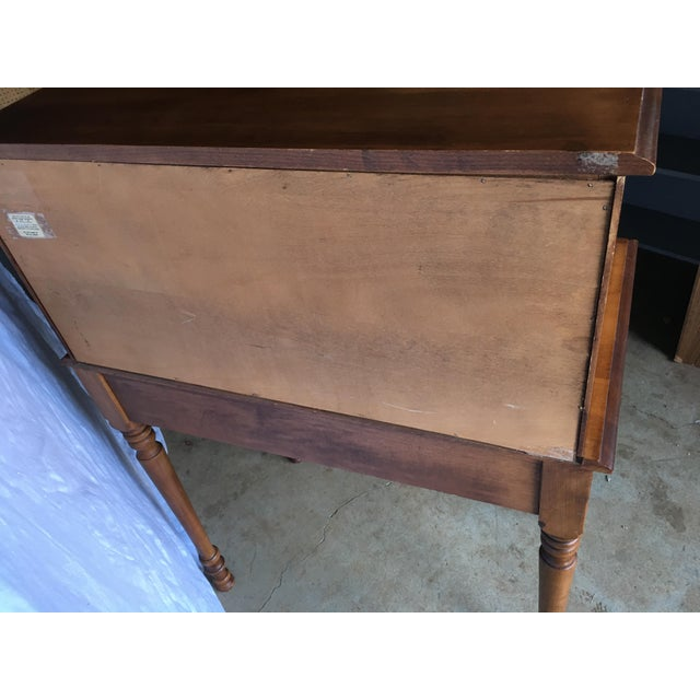 Early American Tell City Chair Company Roll-Top Secretary Desk For Sale In Portland, OR - Image 6 of 13
