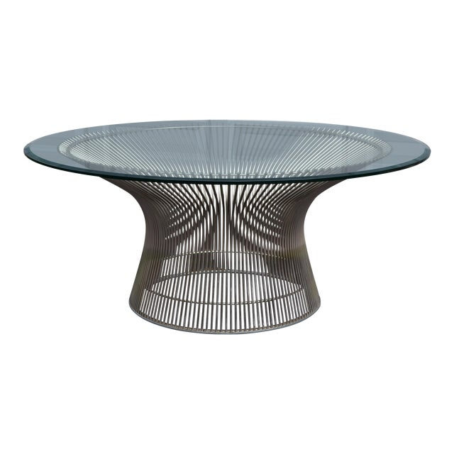 Warren Platner Coffee Table Chairish