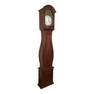 1840s Antique French Morbier Style Comtoise Clock