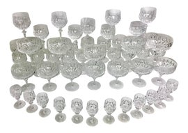 Image of Newly Made Crystal Glasses