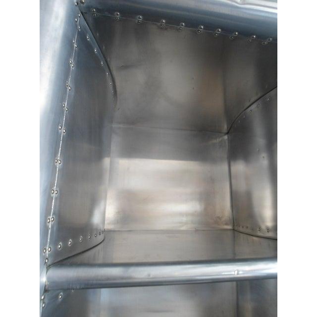 Restoration Hardware Restoration Hardware Narrow Aviator Shelf For Sale - Image 4 of 6