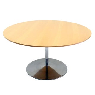 1980s Vintage Verner Panton for Fritz Hansen System 1-2-3 Table For Sale