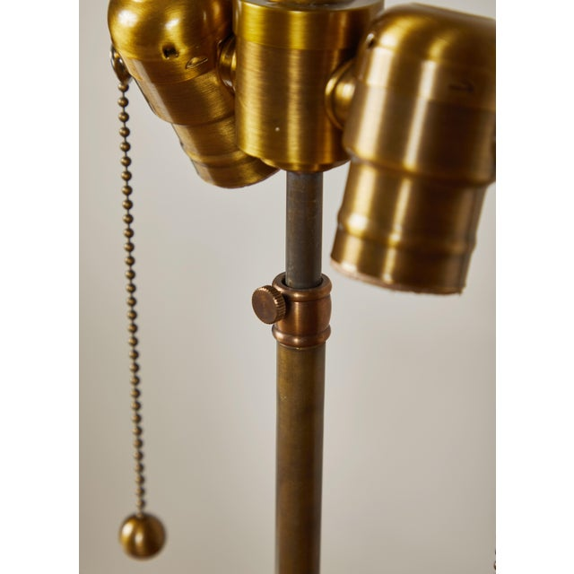 Stone Robsjohn-Gibbings Table Lamps - a Pair For Sale - Image 7 of 9