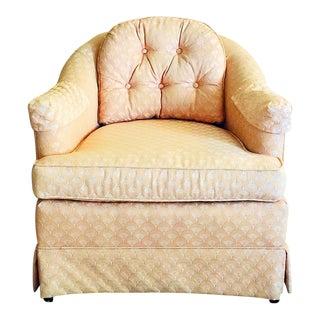 Vintage Light Orange Custom Tivoli Chair