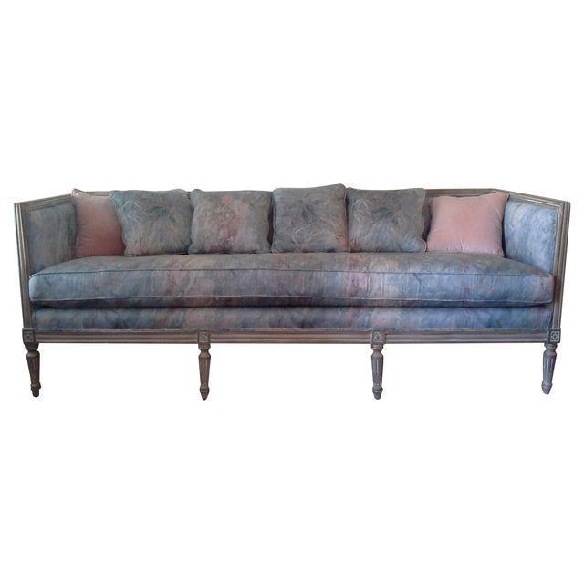 Vintage French Settee - Image 1 of 4