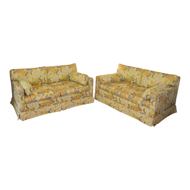 Pair of Love Seats by Century Furniture - Image 1 of 9