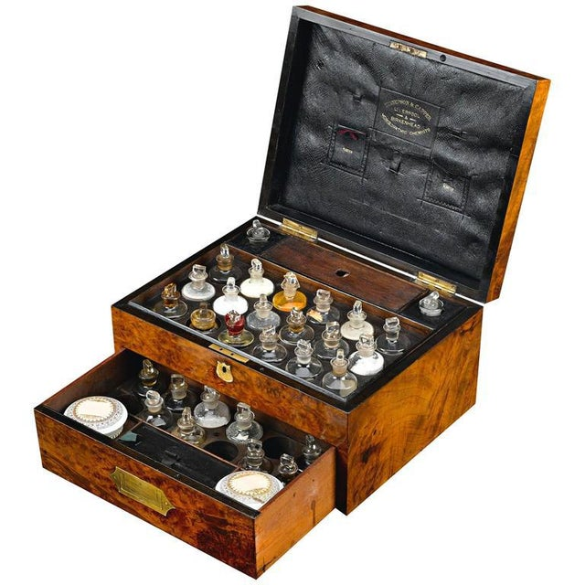 Domestic Medicine Chest by Thompson & Capper For Sale - Image 10 of 10