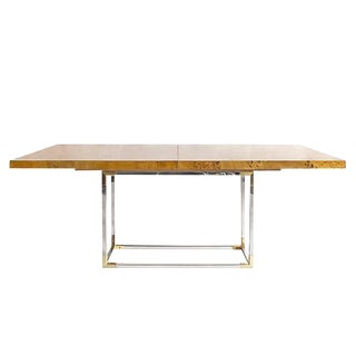 Conteporary Jonathan Adler Bond Dining Table - Brand New For Sale