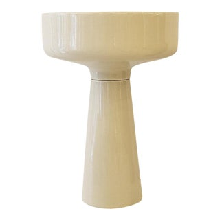 1970s Ceramic Planter by Angelo Mangiarotti for Fratelli Brambilla For Sale