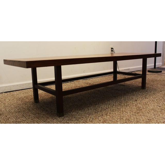 Mid-Century Modern H. Paul Browning Coffee Table - Image 2 of 11