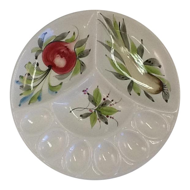 Lord & Taylor Deviled Egg Dish - Image 1 of 6