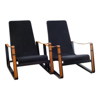 Jean Prouve Cite Lounge Chairs by Vitra-Price Per Chair For Sale