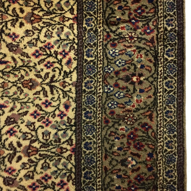 Kayseri carpets are probably the best known of the Turkish hand-knotted carpets in the western world. This piece is a...