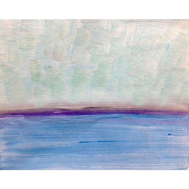 """""""Zen Space"""" Handmade Ink on Paper, 2016 - Image 4 of 4"""