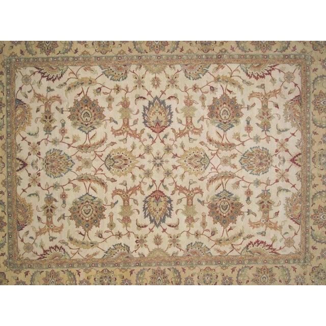 Islamic Zeigler Carpet -- 9' X 12' For Sale - Image 3 of 6