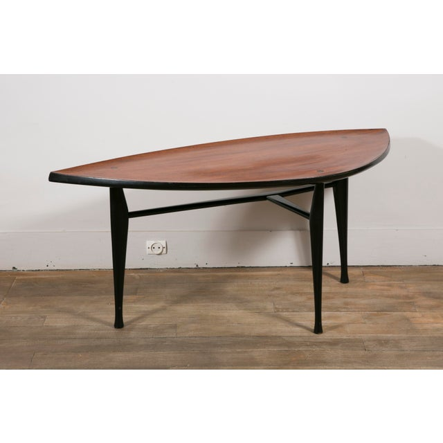 Leaf' Occasional Table by Yngve Ekstrom For Sale - Image 10 of 10