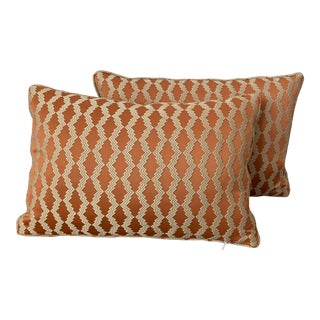 Manuel Canovas Accent Pillows - a Pair For Sale
