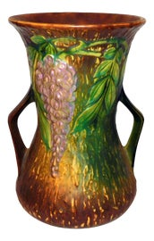 Image of Roseville Pottery Vases
