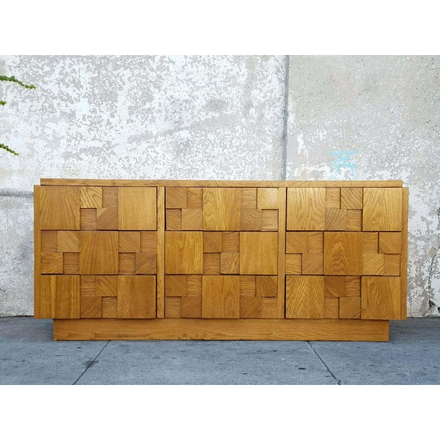 1970's Lane 9-Drawer Dresser - Image 2 of 7