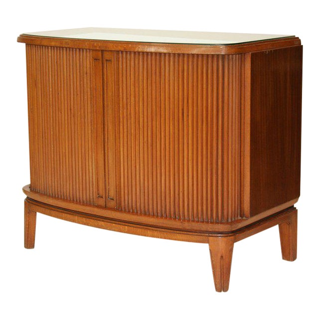 1950's French Nightstands - A Pair For Sale