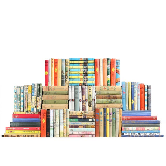 Curated Children's Library - Set of 100 - Image 1 of 3