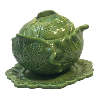 Leaf Themed China From Italy For Sale