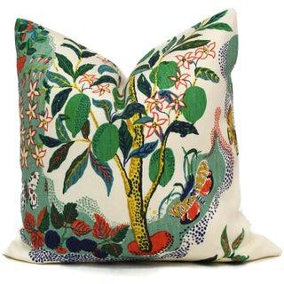 "20"" x 20"" Citrus Garden With Lemon Tree Decorative Pillow Cover Preview"