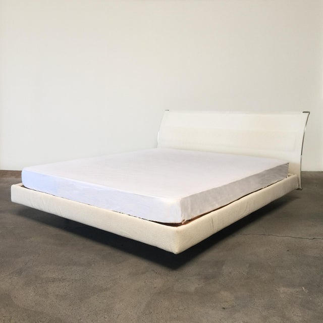 B&B Italia 'Aletto' Bed by Paolo Piva - Image 2 of 6