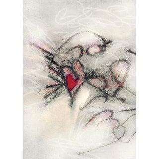 """""""Tiny Fairy Heart"""" Print For Sale"""