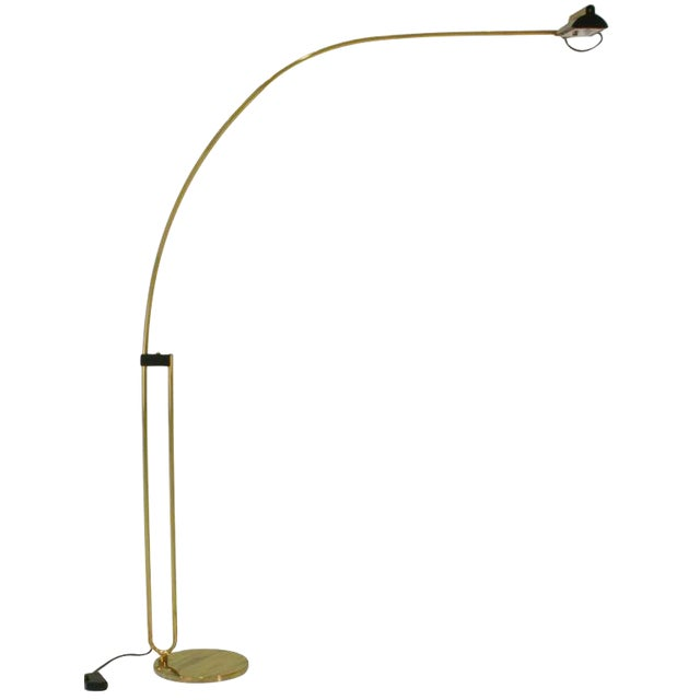 Lovely relco hairpin arc boom halogen floor lamp decaso relco hairpin arc boom halogen floor lamp image 1 of 4 aloadofball Image collections